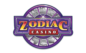 Zodiac casino site logo